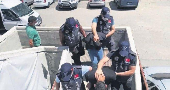 Matador' lakaplı kardeşler yakalandı - Ankara Başkent Haberleri