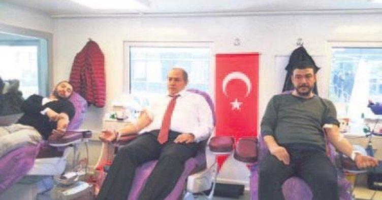 İGMD'den kan bağışı kampanyası