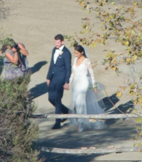 Jamie Chung evlendi