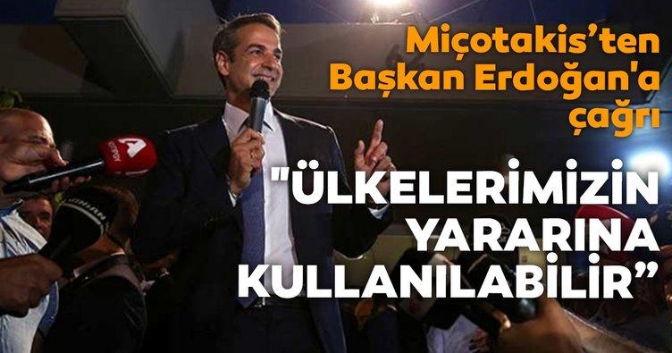 Yunan Başbakan'dan Cumhurbaşkanı Erdoğan'a cesur adım mesajı