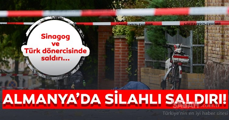 Son Dakika: Almanya'da Türk dönercisine silahlı saldırı! Ölüler var..