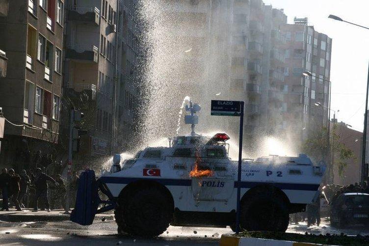 Diyarbakır ve Mardin'de olaylar çıktı