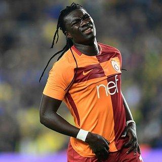 Galatasaray'da Bafetimbi Gomis'le ipler geriliyor