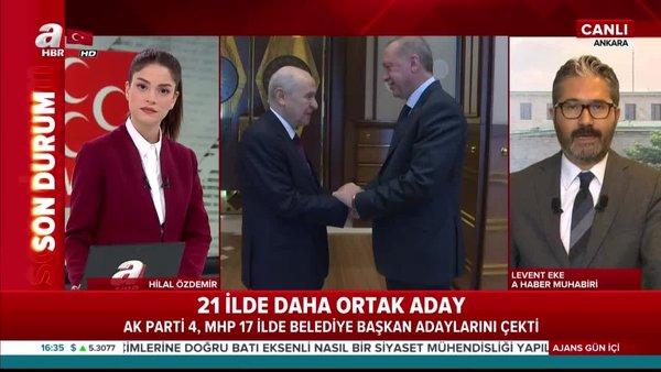 Cumhur İttifakı'nda yeni gelişme! AK Parti 4 ilde, MHP ise 17 ilde adayını çekti...