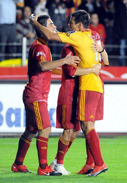 Galatasaray Trabzonspor Karşılaşması