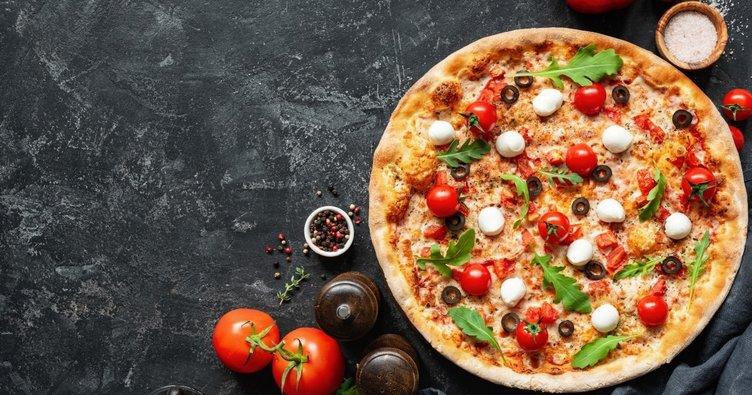 5 popüler İtalyan pizzası tarifi.