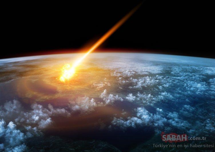 Bilim insanları açıkladı! İnsanlığı tehdit eden tehlikeli göktaşlarına karşı kullanılabilir