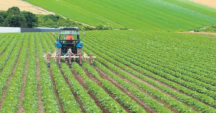 Tarım kredileri 10 yılda 4 kat arttı