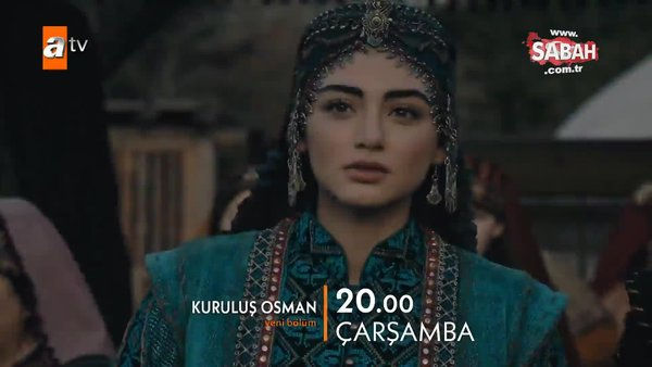 Kuruluş Osman'ın 40.Bölüm Fragmanı yayınlandı | Video