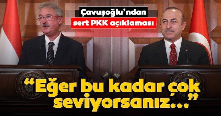 Son Dakika: Çavuşoğlu'ndan flaş açıklama