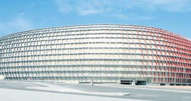 Gaziantep Arena açılış için bekliyor