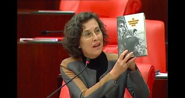 HDP Milletvekili Filiz Kerestecioğlu hakkında dava