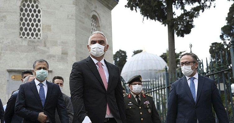 Ayasofya Fatih Medresesi ihya ediliyor