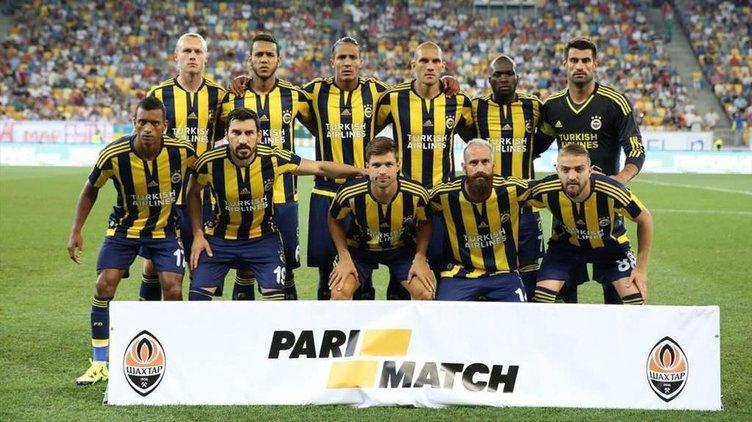 İşte Fenerbahçe'nin Şampiyonlar Ligi'ndeki rakipleri