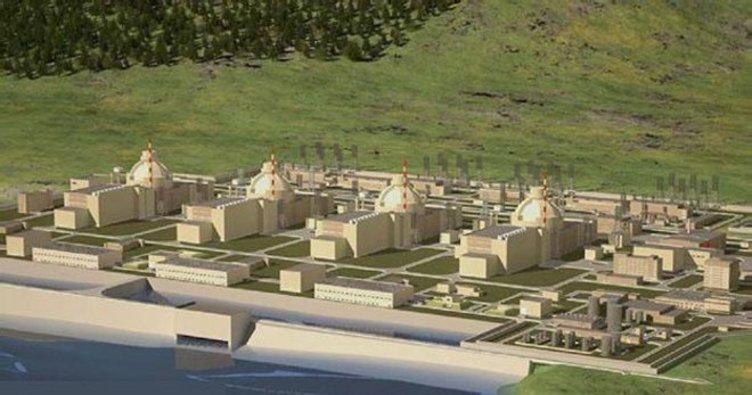 Akkuyu Nükleer Santrali'nin yüzde 49'u Cengiz-Kolin-Kalyon'a