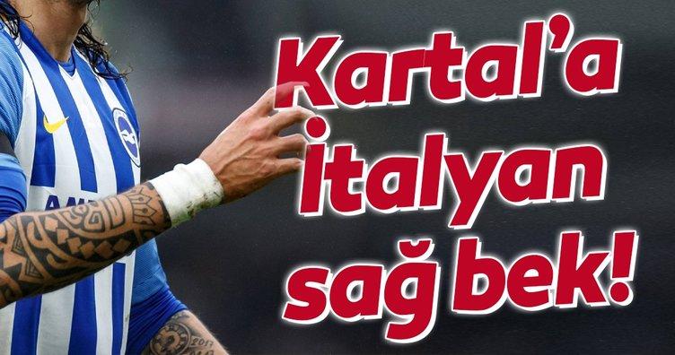Beşiktaş'a İtalyan sağ bek! Ezequiel Schelotto...