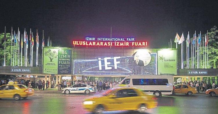 İzmir'e fuar dopingi