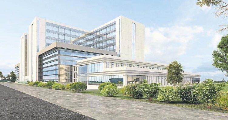 Burdur'a yeni hastane