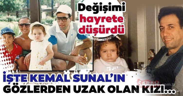 Kemal Sunal'ın biricik kızı Ezo Sunal'ın şimdiki hali şaşırttı!