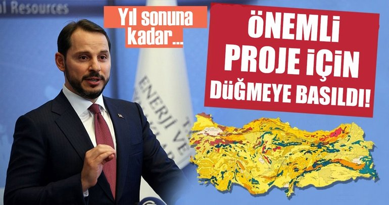 Türkiye'nin jeokimya haritası çıkarılıyor