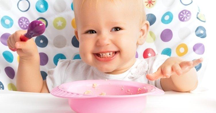 4 yaşına kadar bu gıdalara dikkat