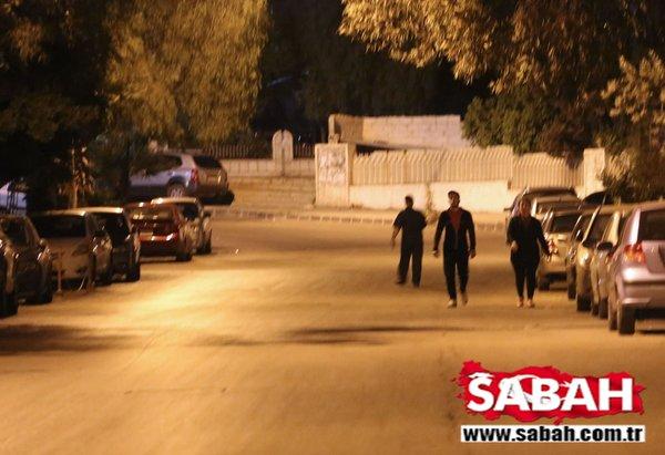 ABD Suriye'yi vurdu! İşte Şam'dan ilk görüntüler