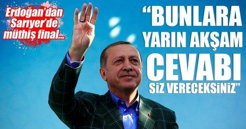 Cumhurbaşkanı Erdoğan: Sen bu işlerden anlamazsın Kemal