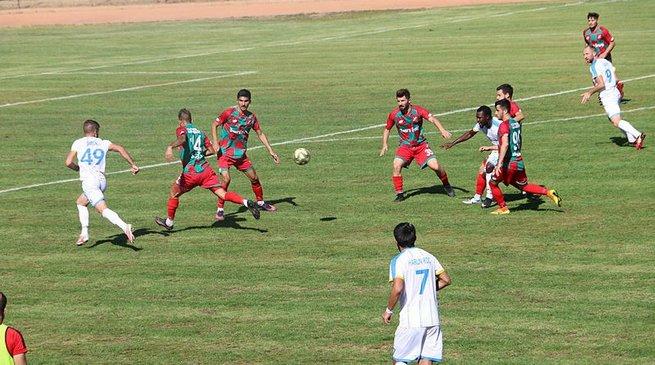 Siirtspor Cizrespor 3. tura 3 golle yükseldi