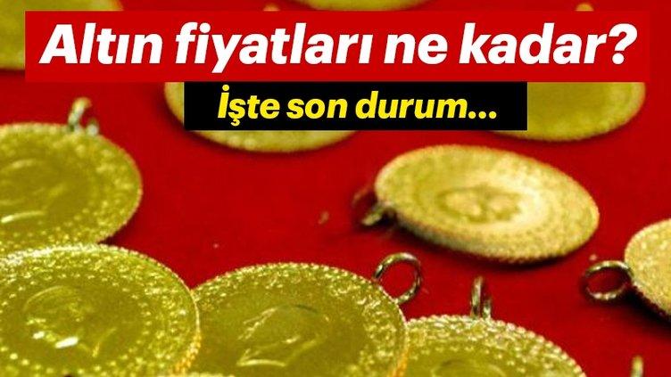 Son Dakika: Altın fiyatları bugün düşüşe geçti! 13 Ekim Gram ve Çeyrek altın fiyatları ne kadar?