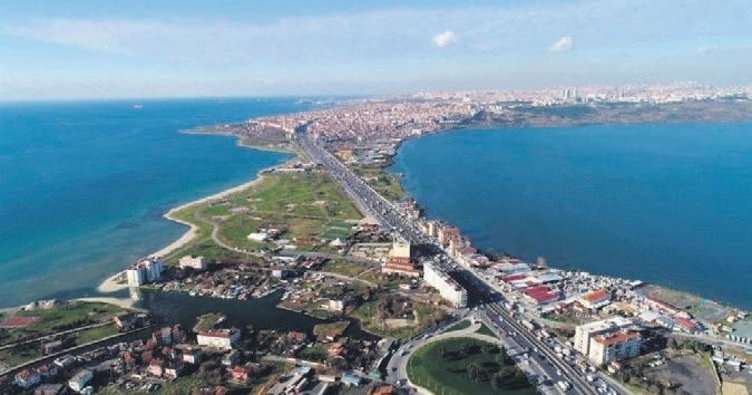 MTA'dan İmamoğlu'na Kanal İstanbul  dersi