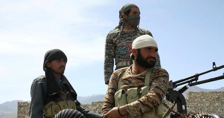 Afganistan'da kolordu komutanlığına saldırı