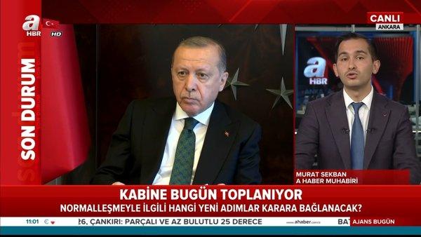 Bayramda 4 gün sokağa çıkma yasağı olacak mı? Cumhurbaşkanı Erdoğan, kritik toplantı sonrası...| Video