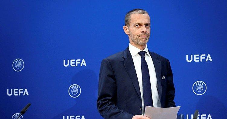 UEFA Başkanı Ceferin'den VAR açıklaması