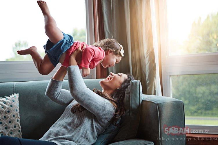 Mutlu çocuk yetiştirmek için 10 ipucu...