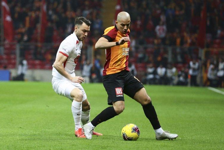 Feghouli'den Fenerbahçelileri kızdıracak sözler!