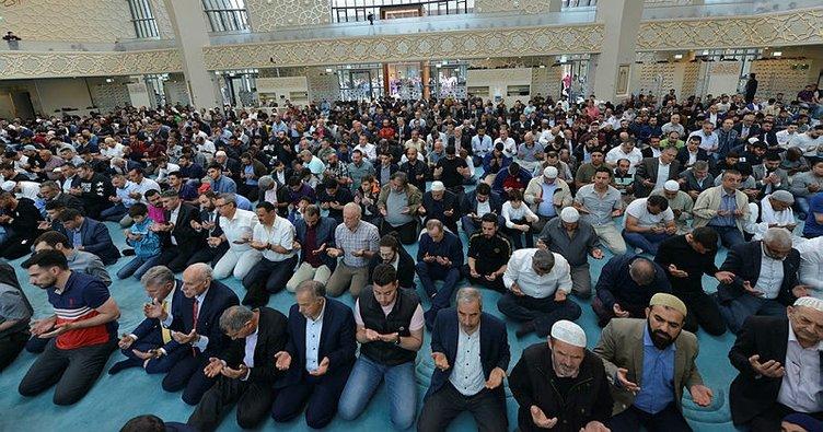 Almanya'da Ramazan Bayramı
