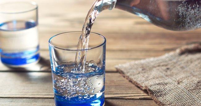 'Sahurda en az 3 bardak su için'