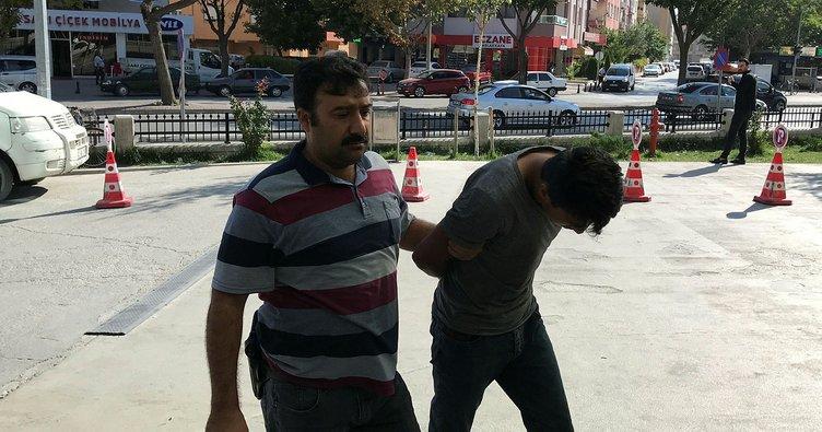 Tüfekle market soyan 4 şüpheliden 3'ü yakalandı, biri askerde çıktı