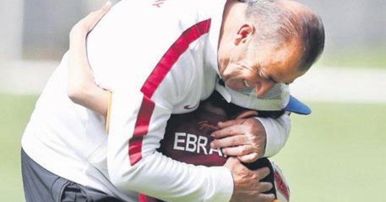 Galatasaray, Florya'da çocuklarla buluştu
