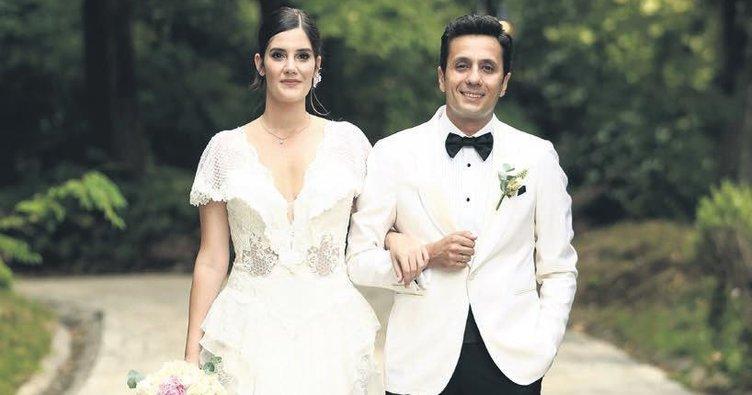 Ünlü çiftler tam kadro düğünde