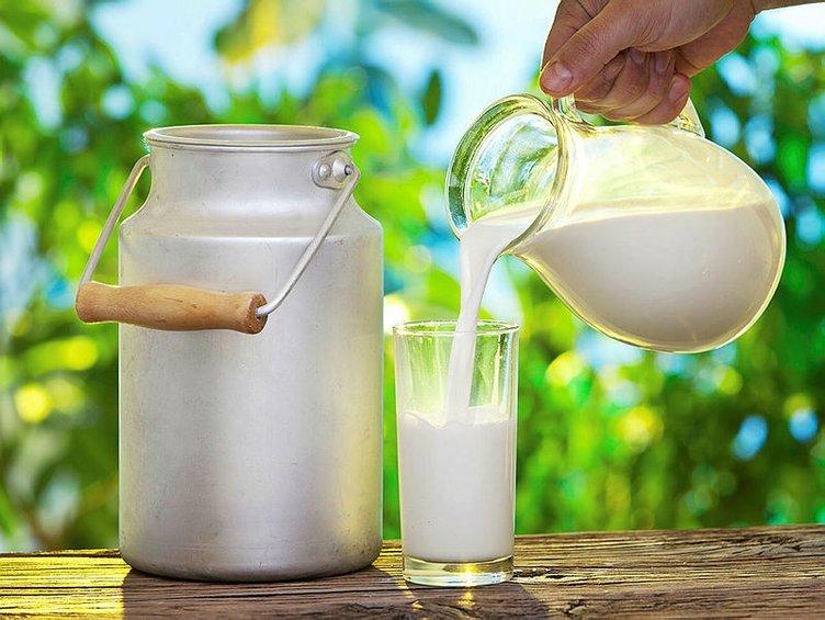 Tarçınlı süt bel bölgesini inceltiyor