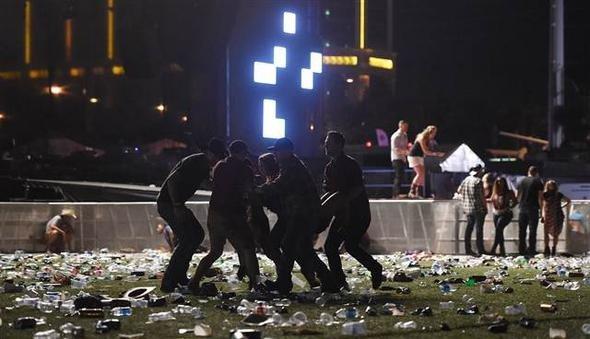 ABD'de dehşet! Konser alanında saldırı düzenlendi...