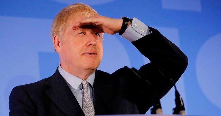 İlk turun galibi Boris Johnson