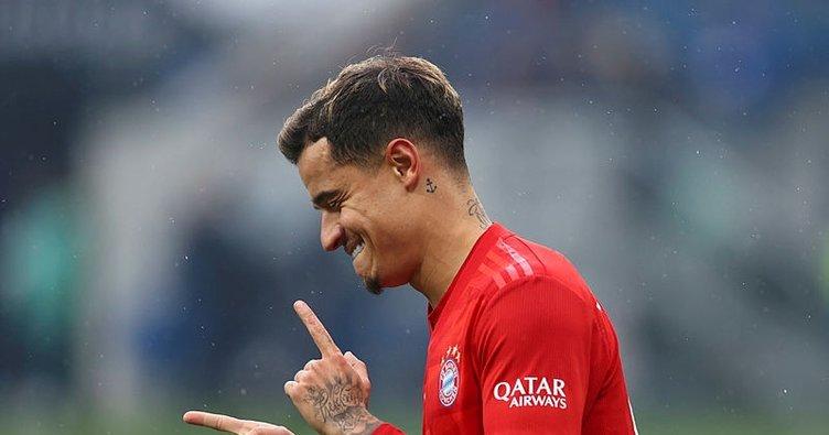 Coutinho İngiltere'yi istiyor!