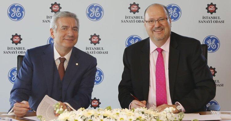 """İSO ve GE, """"sanayinin dijital dönüşümü"""" için iş birliği yaptı"""