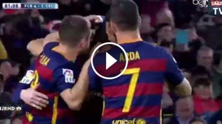 Messi penaltıda hile mi yaptı?
