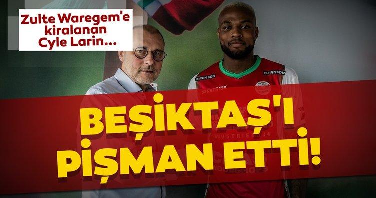 Beşiktaş'ta Cyle Larin pişmanlığı!