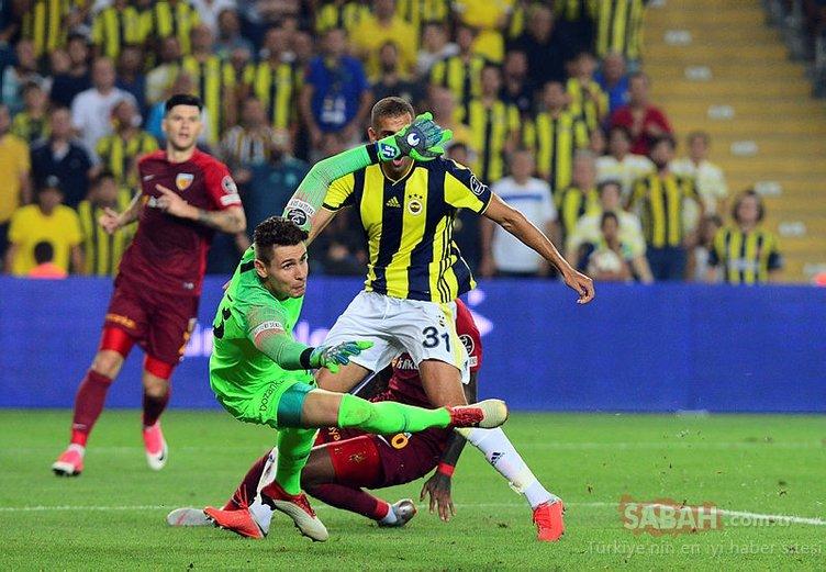 İşte Süper Lig'in en değerli 11 kalecisi