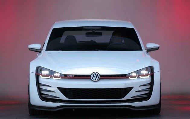 Volkswagen'den çılgın Golf!