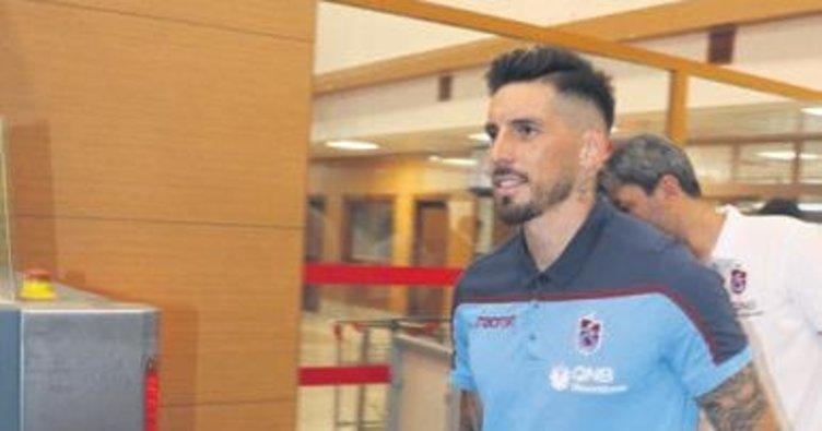 Trabzon 3 eksikle Ankara'ya geldi